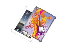for ipad 2/3/4G  3D DIY sublimation blank case , Print directly with metal tools.  30pcs/lot