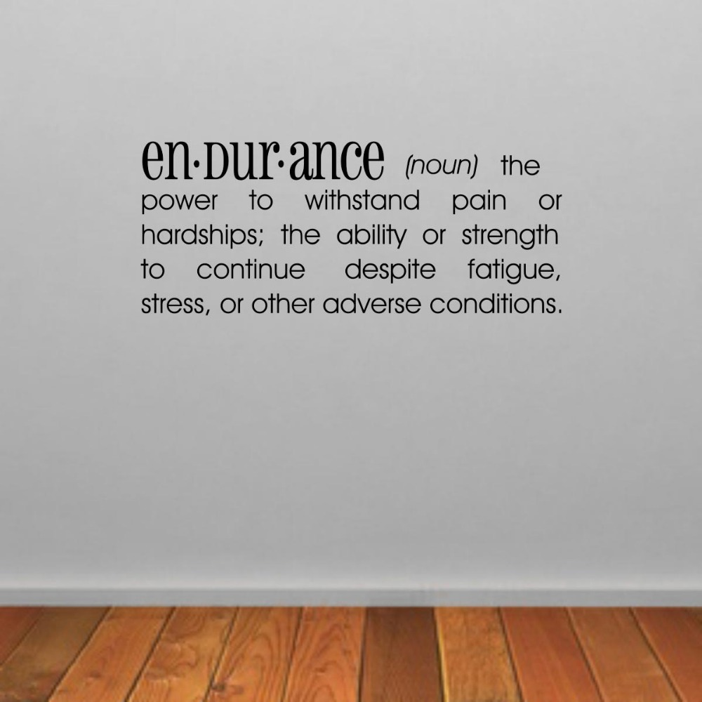 Endurance Quotes Compare Prices On Gym Quotes Wall Decals Online Shoppingbuy Low