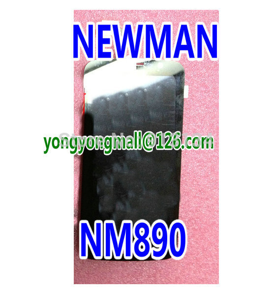 external touch screen Glass Panel with internal LCD display assembly 2 in one for 5.0 inch newman nm890 android phone(China (Mainland))