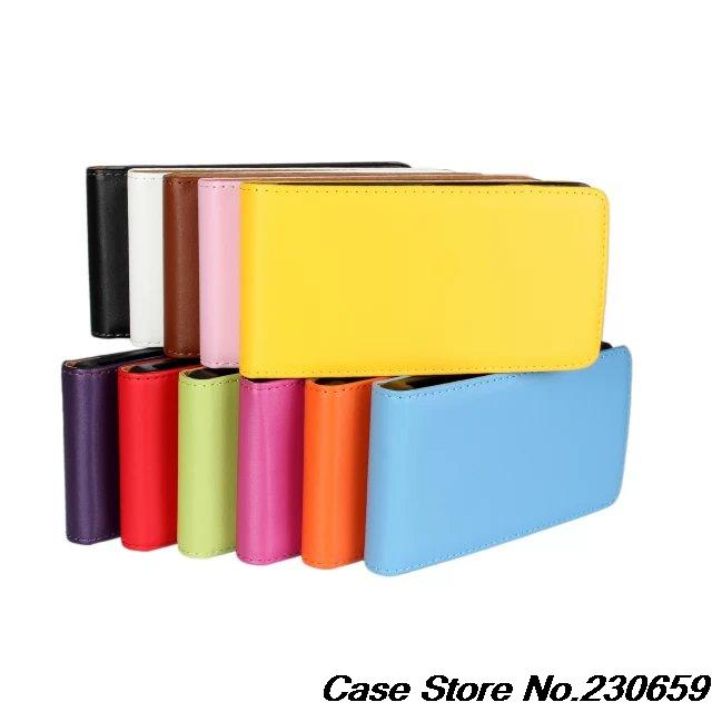 DT1 Xperia M Magnetic Flip Genuine Leather Case Cover Sony C1904 C1905 11 colour - Colourful case store