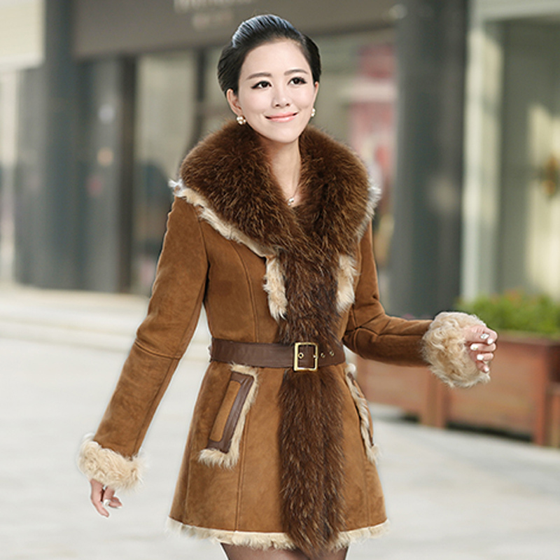Collection Women S Shearling Coat Sale Pictures - Reikian