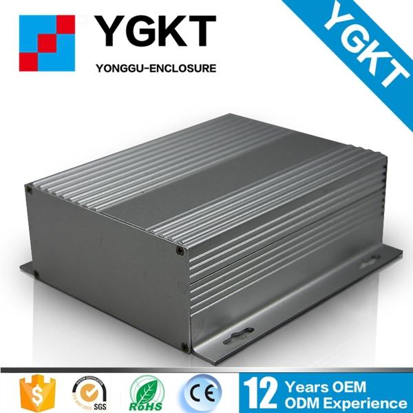 147x41x155 mm / 5.78''x1.6''x6.1'' (wxhxl) aluminum enclosure for circuit board / pcb / usb / remote control products.(China (Mainland))