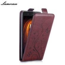 Buy Luxury Leather Case Doogee Homtom HT16 Case Butterfly Painted Wallet Card Slot Vertical Bag Homtom HT16 Flip Cover for $5.92 in AliExpress store