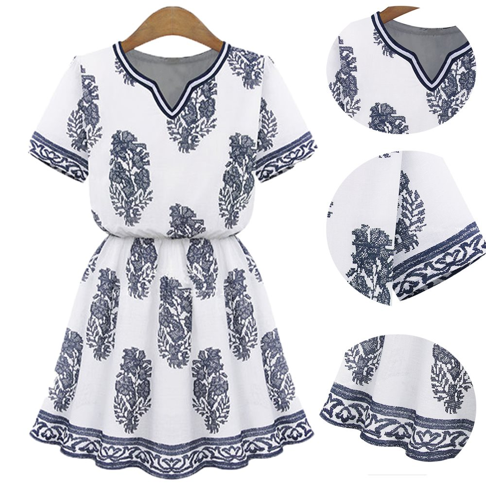 Женское платье Zanzea 2015 v/vestidos xl/5xl SKU225437 женское платье zanzea 2015 bodycon vestidos s xl sku229981
