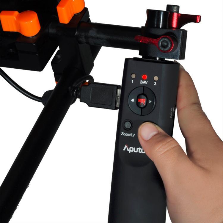 Aputure V-Grip VG-1 USB Focus Handle Grip Focus Controller for Canon 5D Mark III II 7D 60D 5D2 5D3<br><br>Aliexpress