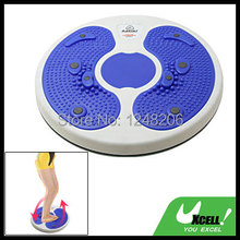 Figure Twister Foot Massage Trimmer Waist Body Exercise New Sport Discount 50(China (Mainland))
