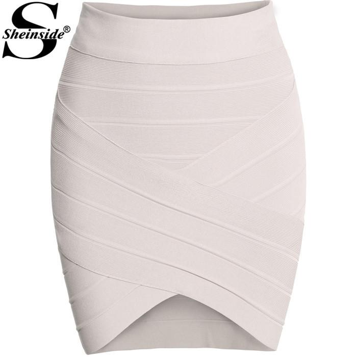 цены на Женская юбка Sheinside /bodycon Saias Femininas 2015 skirt150327052 в интернет-магазинах