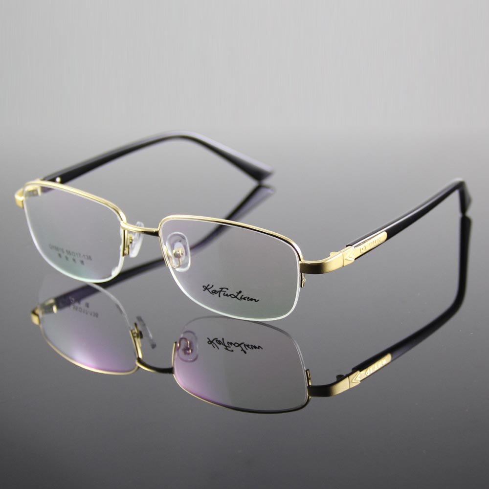 Large Eyewear Frames Glasses Frame Eyeglasses Men Optical ...
