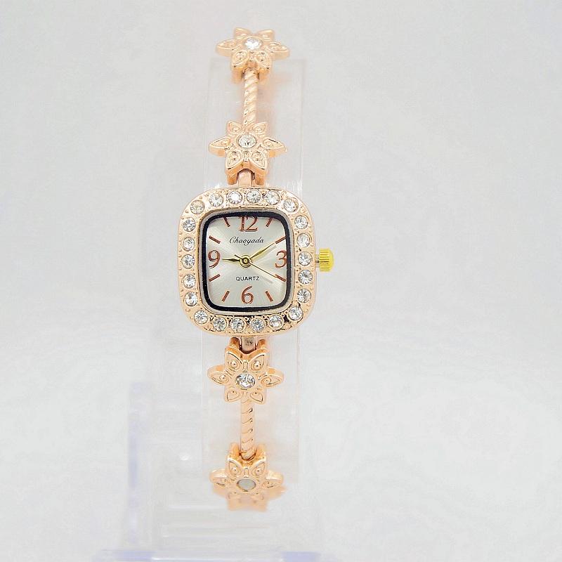 Fabulous 2016 new Womens Elegant style Quartz Watch women rhinestone diamond Fashion Dress Watches Bracelet relojes mujer 2016<br><br>Aliexpress
