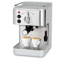 New Coffee Machine home office Semi-automatic Italy Type Cappuccino Espresso Coffee Maker HOT SALES(China (Mainland))