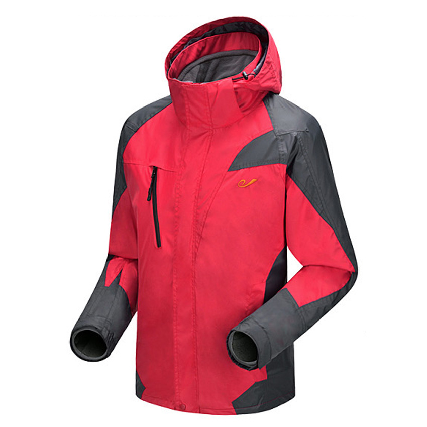Free shipping 2015 men outdoor clothing The charge mens fashion garments Waterproof windproof breathable warm hiking jacket188y<br><br>Aliexpress
