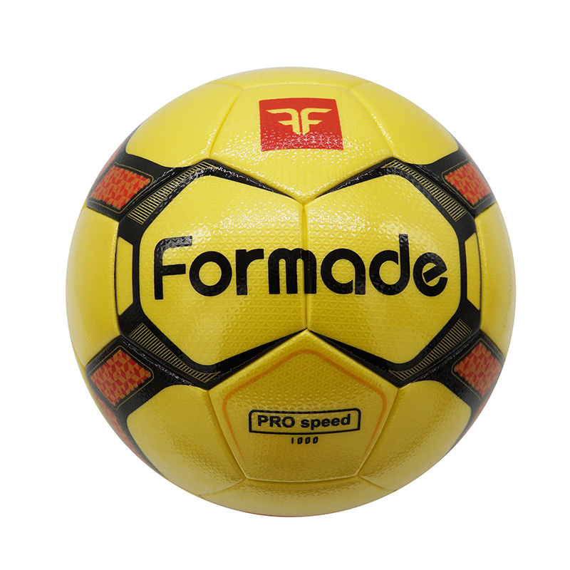 2016 New Match Laminated Official Size 5 Soccer League Football Ball Anti-slip Granules PU Outdoor Training Size 4 Balls FM16(China (Mainland))