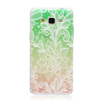 Coque Grand Prime G530H Ultrathin TPU Fashion Painting Case For Samsung Galaxy Grand Prime Case G530 Soft Silicon Cover !
