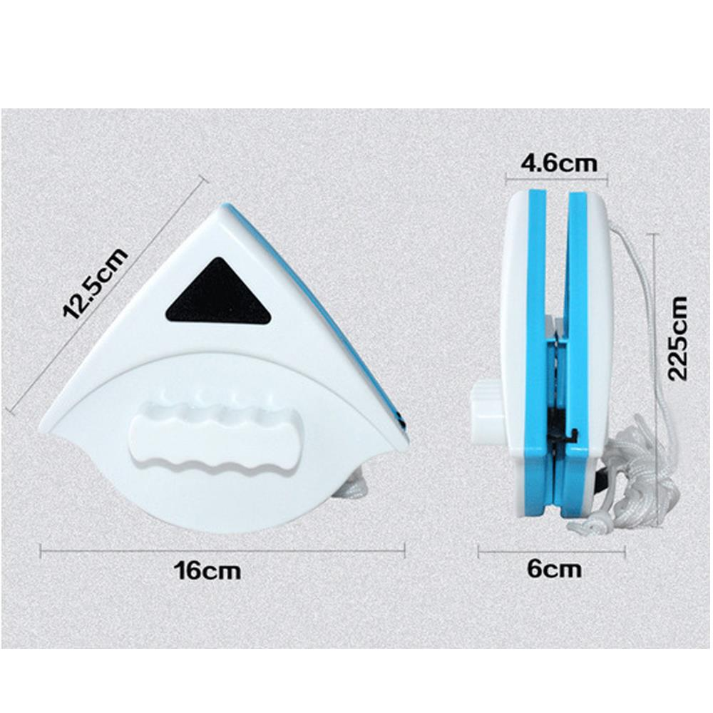 New Product Double Faced Glass Clean With Magnet For Glass Thickness 18-40mm(China (Mainland))