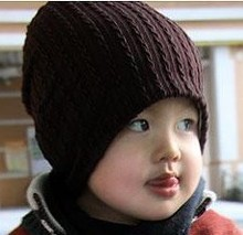 winter vogue women baby beanie,2015 fall fashion 2 size ski hats for women and 0-2 years old kids,sombrero mujer,turban gorras(China (Mainland))