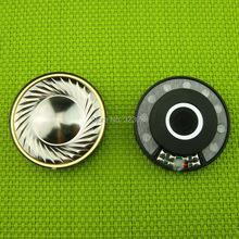 40mm speaker unit, titanium film speaker,Exclusive sales