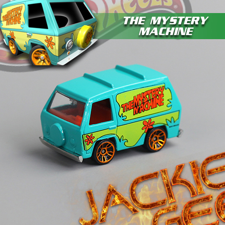 Free shipping Hot wheels Mystery Machine Alloy Car Mordel Toy No.38(China (Mainland))