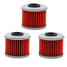 3pcs motorcycle Engine parts Oil Grid Filters for HONDA CRF250R CRF 250R CRF250 R CRF 250 R 2004-2014 Motorbike Filter
