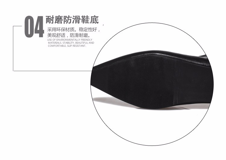 2016 New Summer Style Woman Genuine Leather Casual Shoes Pointed Toe Buckle Female a Pedal Lazy Flat Single Shoes QM3.5