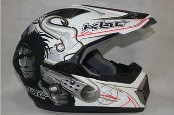 Free shipping American KBC off-road racing helmet motorcycle helmet 208 styles, crash helmets  T46