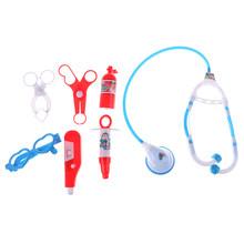 Juego de juguetes clásicos para niños, juego de simulación de Doctor, juguetes para niños, juego de simulación de Hospital, juego de Doctor, Juguetes(China)