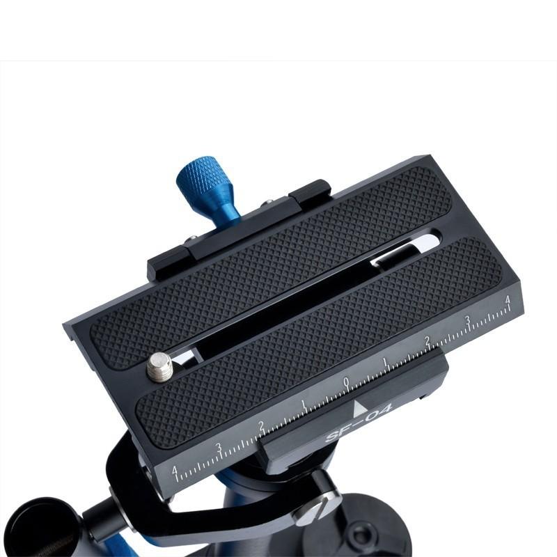 SF-04 1-2kg S40 40CM Carbon Fiber Steadicam Steadycam Stabilizer For Canon