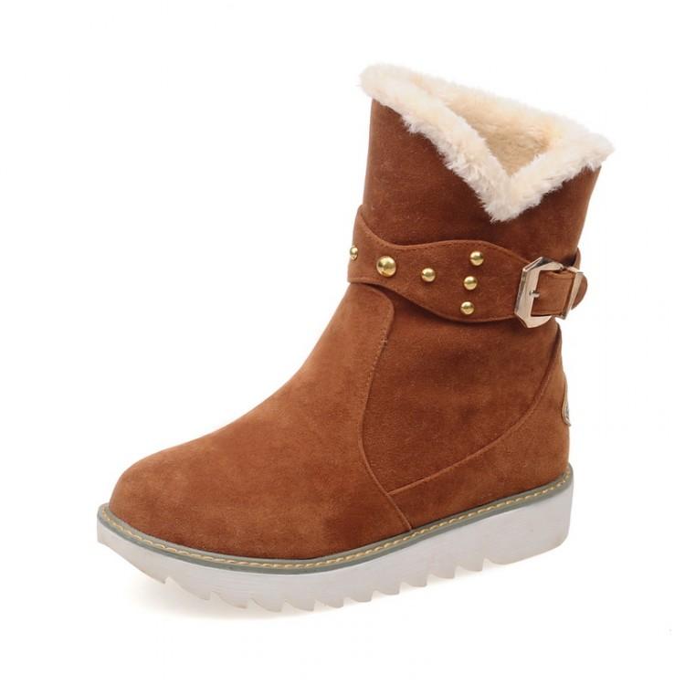 Comfortable Stylish Snow Boots | Homewood Mountain Ski Resort