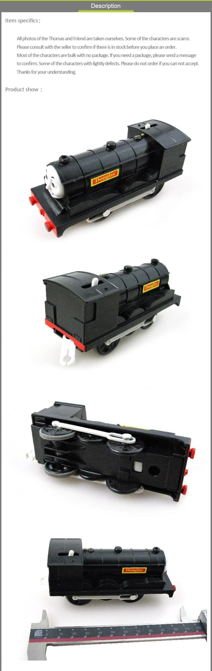 T0232 Electrical Thomas and pal Douglas with NO.10 truck Trackmaster engine Motorized practice Chinldren little one children plastic reward