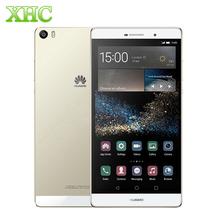 Original 3G Huawei P8 max 6.8''1920X1080 EMUI 3.1 Smart Phone Kirin 935 64bit 6.8mm Octacore 3GB +32GB 64GB OTG 4360mAh Battery(China (Mainland))