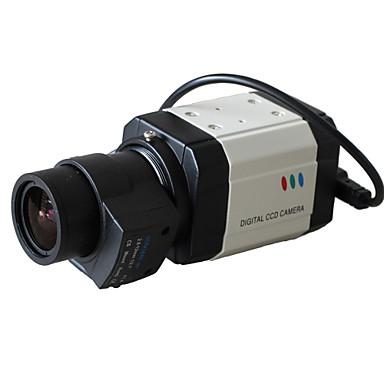 CCTV Sony Effio CCD 700TVL 960H OSD 2.8-12mm Auto IriS Lens Security Box Camera(China (Mainland))