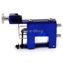 Rotary Motor Tattoo Machine Motor F Kit Supply Set Liner Shader - Blue(China (Mainland))