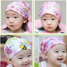 2 Pcs Summer Style Fashion Breathable Baby Hat Girl Boy Toddler Infant Kids Caps Brand Lovely Baby Beanies Accessories Hats