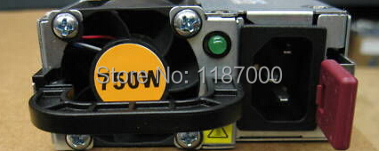 Power supply for 593831-B21 DL380 G7 well tested working(China (Mainland))