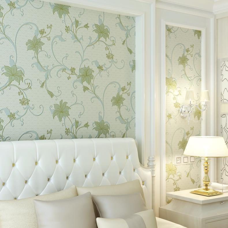 Buy 2015 3d embossed non woven wallpaper for Wallpaper for living room 2015