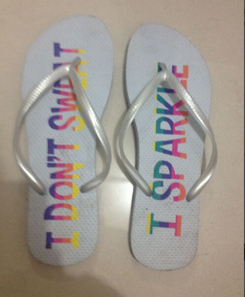 Hot Sale Newest Fancy Printed Flip Flops for women(China (Mainland))