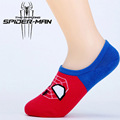 5 Pairs lot Men Women Cute Cartoon Socks Superman Batman Ankle Socks High Quality Cotton Colorful