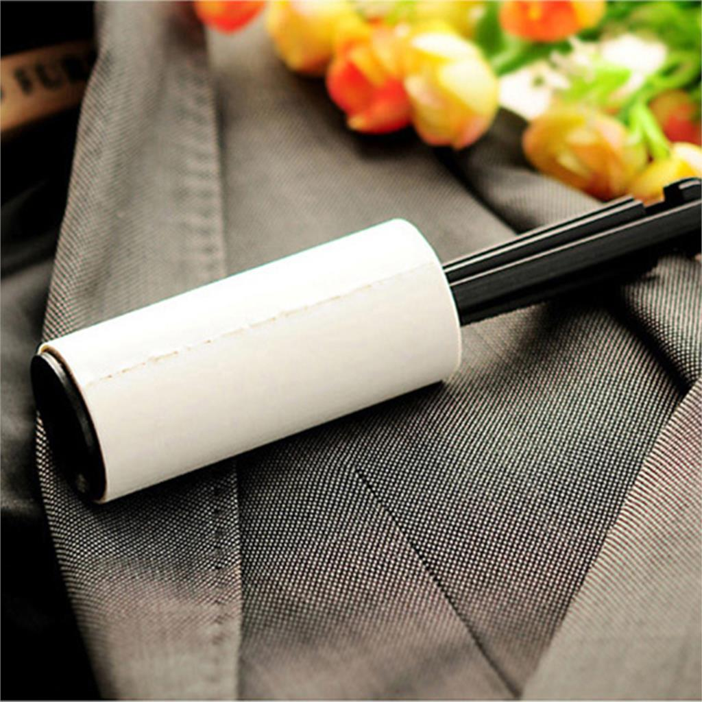 Sticky Clothes Sticky Buddy Lint Roller Hair Cleaning Brush for Wool Dust Catcher Carpet Sheets Hair Sucking Sticky Dust Drum(China (Mainland))