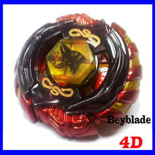 With Original Package 1set Beyblade Metal Fusion 4D Launcher Beyblade Spinning Top set Kids Game Toys Children Christmas Gift(China (Mainland))