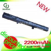2200 мАч аккумулятор ноутбука A31N1319 X551M A41N1308 для Asus X451 X451C X451CA X551 X551C X551CA аккумулятор для ноутбука asus аккумуляторная батарея для ноутбука asus x551m 0B110-00250100(China (Mainland))