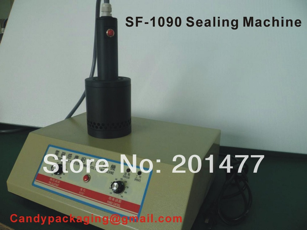 bottle sealing machine cosmetic factory