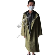 Good Quality-Working Raincoat poncho thickening with sleeves one piece raincoat thickening Burberry