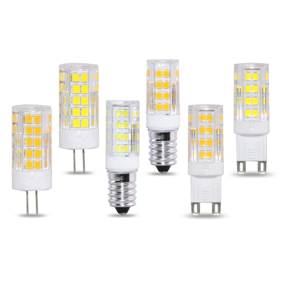 LED Lamp E14 G9 G4 the LEDs 220V LED Bulb SMD 2835 Energy Saving Lamps Replace for Chandelier Lighting for Living Room(China (Mainland))
