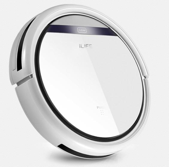 CHUWI Intelligent Robot Vacuum Cleaner for Home Slim design,HEPA Filter,Cliff Sensor,Remote control Self Charge ROBOT ASPIRADOR(China (Mainland))