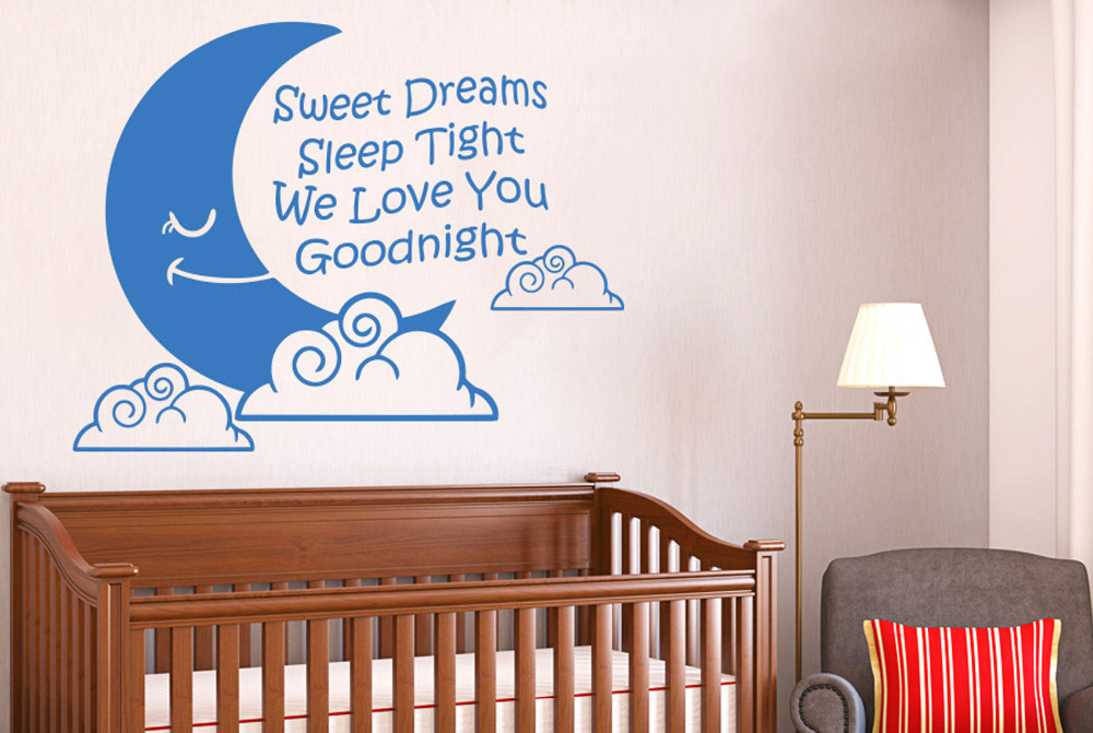 Aliexpress.com: Acheter Sweet Dreams Sleep Tight nous vous aimons ...