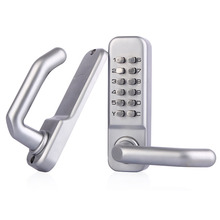mechanical door locks Keyless Digital Machinery Code Keypad Password Entry Door lock(China (Mainland))
