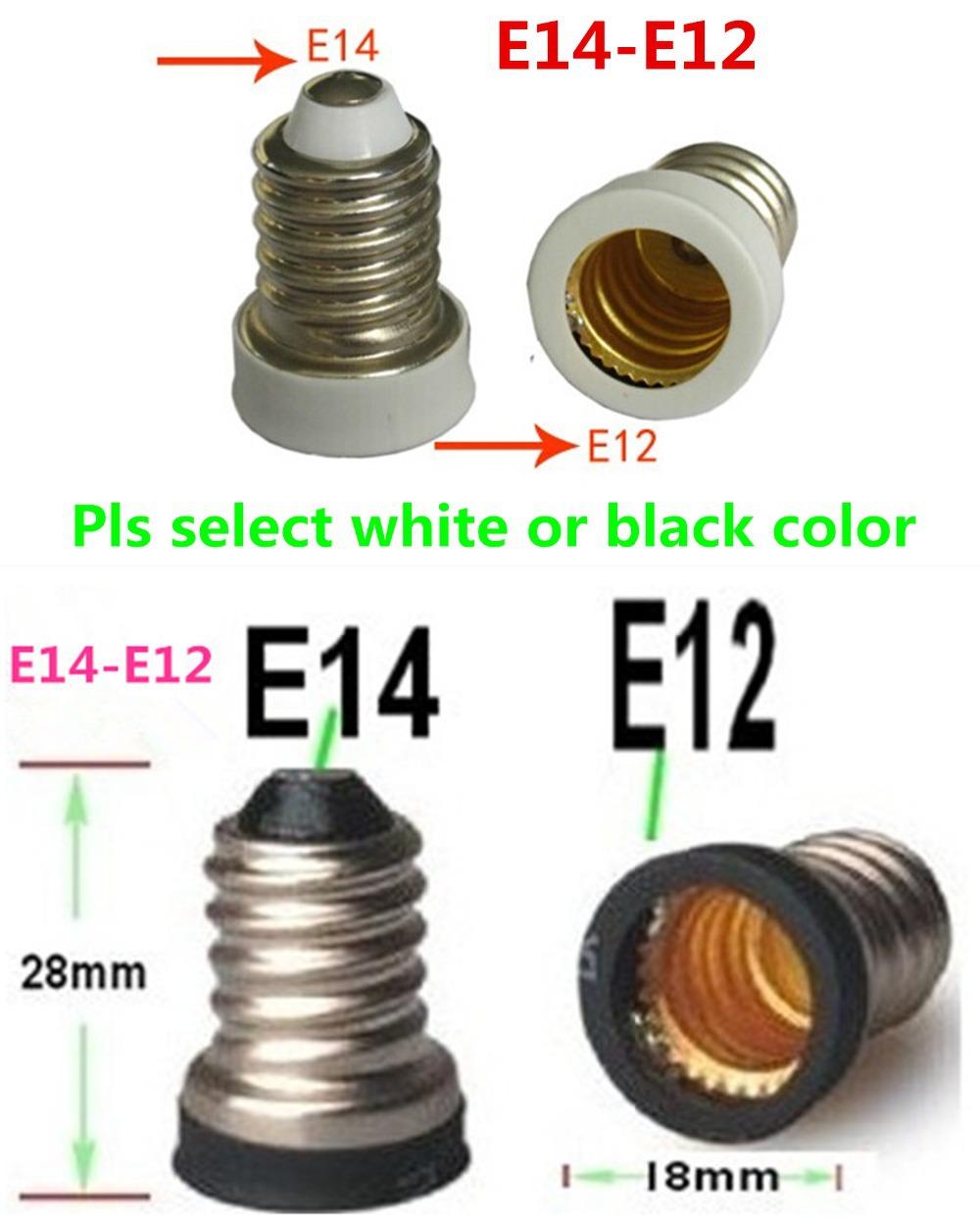 Преобразователь ламп FULL MATCHER 5 /e14 E12 e14/E12 E14 to E12