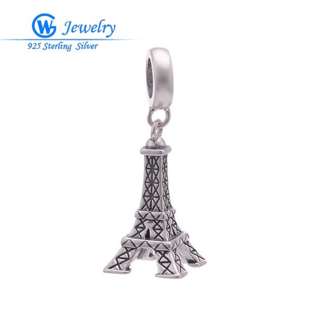 Стерлингового серебра 925 подвески день святого валентина подарки я люблю тебя до ...