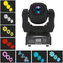 Buy 60W 8 Gobo Moving Head Stage Effect Light Rgbw 9/11 Channel Mx512 Sound-Activated Club Disco Party Bar Dj Laser Ball Light Stage for $140.22 in AliExpress store