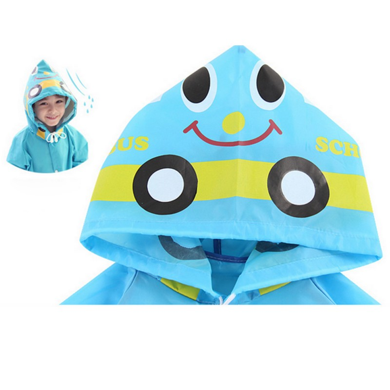 1Pcs-New-Cute-Waterproof-Kids-Rain-Coat-For-children-Raincoat-Children\`s-cartoon-poncho-boy-girl-Animal-Style-Raincoat-HG0419 (3)