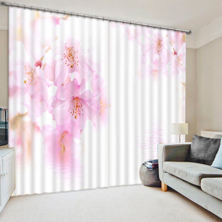 Online Get Cheap Peach Curtains Alibaba Group